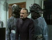 The Master and 2 Sea Devils