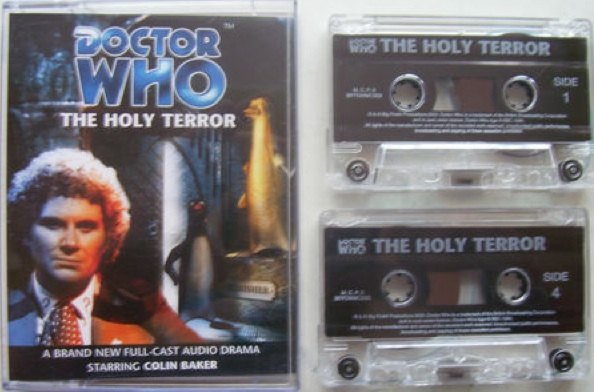 File:The Holy Terror cassette cover with cassettes.jpg
