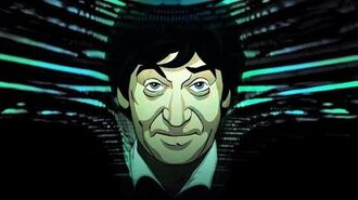 Second Doctor Title Sequence The Macra Terror Doctor Who