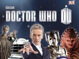 Doctor Who Character Encyclopedia (Updated Edition)
