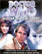 Winter for the Adept cassette front