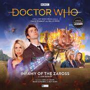Infamy of the Zaross vinyl cover