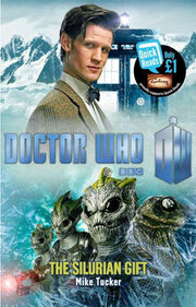 Silurian gift pre-release cover