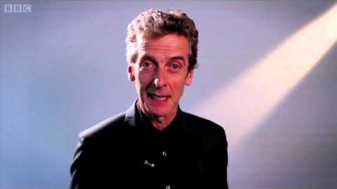 *SPOILERS* Peter Capaldi is the New Doctor! - Doctor Who (2013) - BBC