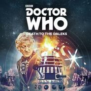 BBCstore Death to the Daleks cover