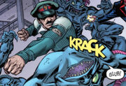 Brigadier fights Remoraxian minions