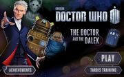 The Doctor and the Dalek Widescreen