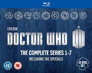 DW S1-7 2013 Blu-ray UK