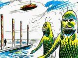 The Fishmen of Kandalinga (short story)