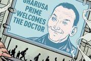 Doctor Who (Doctormania) advertisement