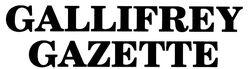 Gallifrey Gazette Logo