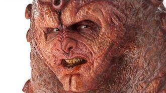 DOCTOR WHO *Exclusive* Zygon Stats - 50th Anniversary on BBC America