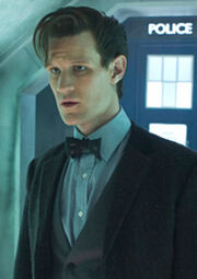 Jedenáctý Doktor - Čas Doktorův