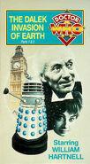 Dalek Invasion US VHS