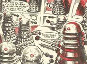 Dalek Council Chamber