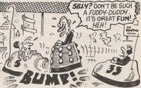 Doctor Who DWM 89