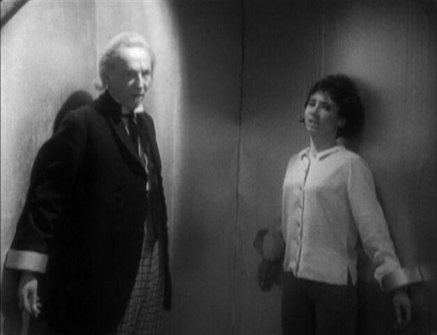 File:Doctor and Susan prisoner of the Daleks.jpg