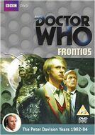 Frontios dw dvd