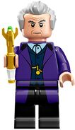 Lego Twelfth Doctor