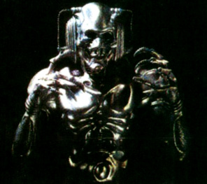 The Dark Dimension-Cyberman Redesign