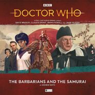The Barbarians and the Samurai