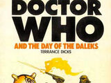Doctor Who and the Day of the Daleks (novelisation)