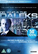 Dr. Who and the Daleks 2013 UK DVD