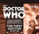 The First Doctor: Volume One (audio anthology)