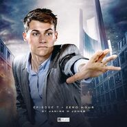 Zero Hour Torchwood cover
