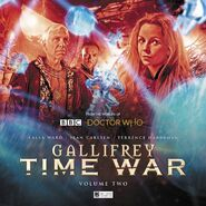 Gallifrey Time War Volume Two