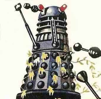 Image result for one in a million dalek