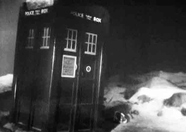 The Doctoru0027s TARDIS
