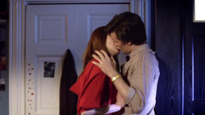 File:The Doctor and Amy kiss.jpg