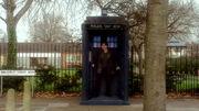 Empty TARDIS