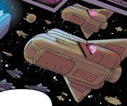 Kroton Imperium ships