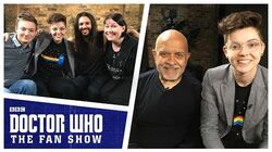 LGBTQ In The Worlds Of Doctor Who - Doctor Who The Fan Show