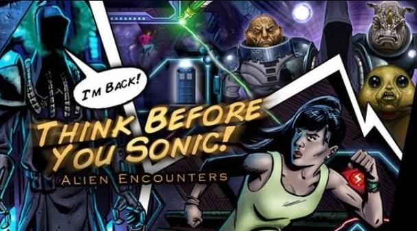 BBC Sarah Jane Adventures: Brand New Game – Think Before ...