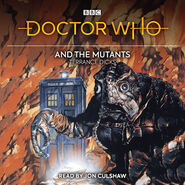 Doctor Who and the Mutants audiobook