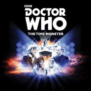 BBCstore The Time Monster cover