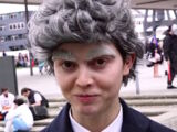 Meeting Doctor Who Cosplayers (webcast)