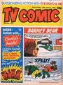 TV Comic 1413 Front Cover