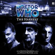 The Harvest cover