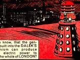 Strange to Tell... According to the Daleks (comic story)