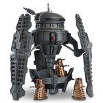 DWFC Dalek Gunship figurine
