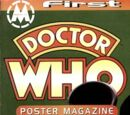 Doctor Who Poster Magazine