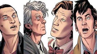 Every Doctor unites! The Lost Dimension Doctor Who