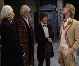 The Five Doctors (TV story)