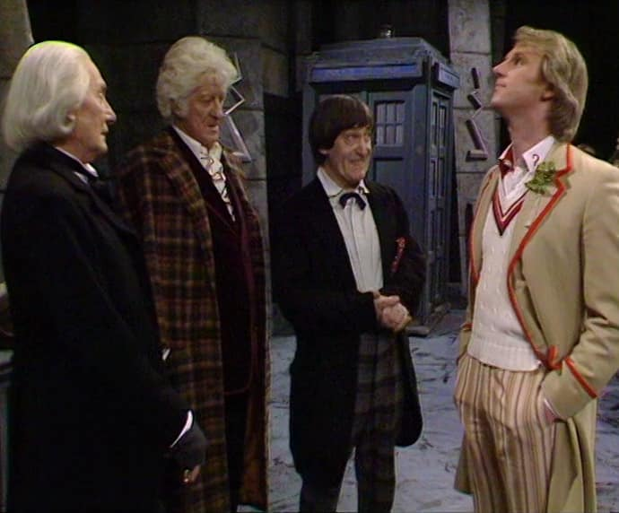 The Five Doctors (TV story) | Tardis | FANDOM powered by Wikia