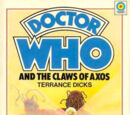 Doctor Who and the Claws of Axos (novelisation)