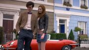 The Doctor leaves Amy home